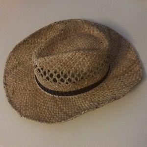 Topshop Straw Cowboy Hat